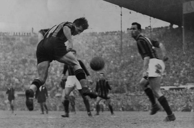 Derby Inter-Milan 6-5 (1949)