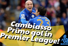 Cambiasso primo gol in Premiere League